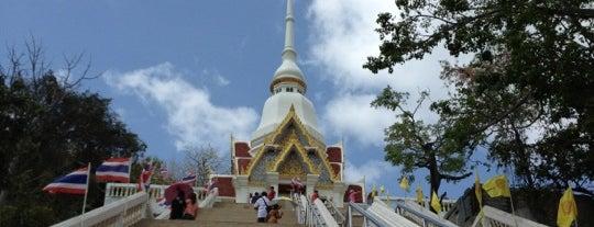 วัดเขาตะเกียบ (Khao Takiap Temple) is one of Places in the world.
