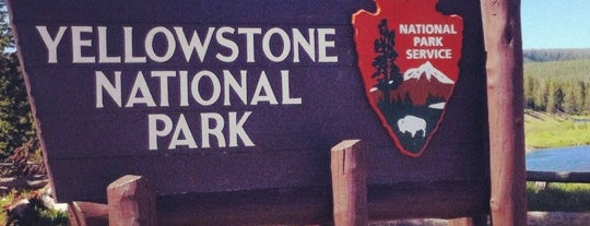 Yellowstone National Park (West Entrance) is one of Things to do while in Rexburg.