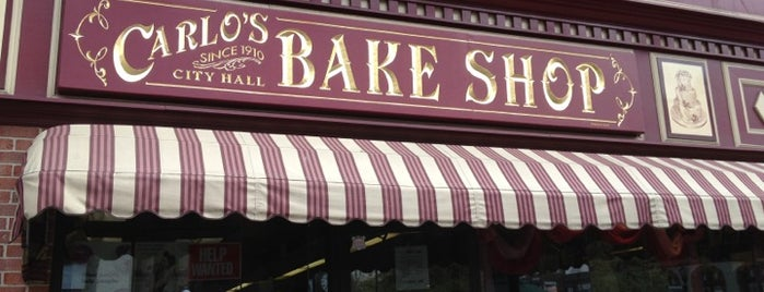 Carlo's Bake Shop is one of New York.