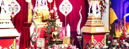 วัดยานนาวา (Wat Yannawa) is one of Bangkok (กรุงเทพมหานคร).
