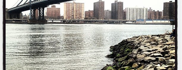 Brooklyn Bridge Park - Playground is one of DaSHy To Do.