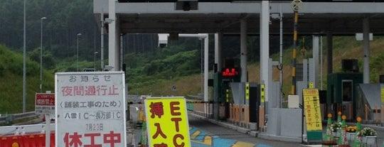 虻田洞爺湖IC is one of 道央自動車道.