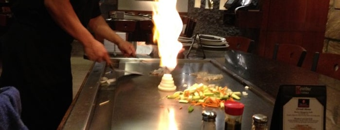 Wasabi Japanese Steakhouse & Sushi Bar is one of Favorites.