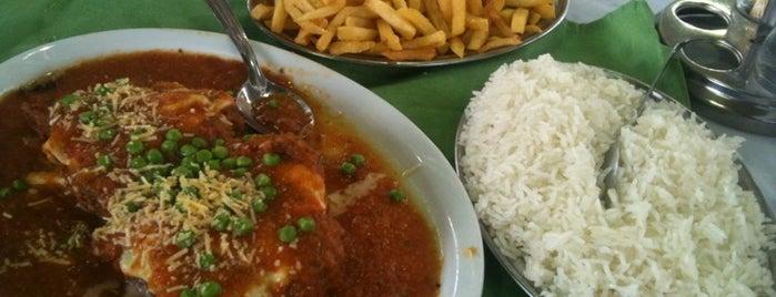 Restaurante Marco Zero is one of Porto Alegre eat and drink.