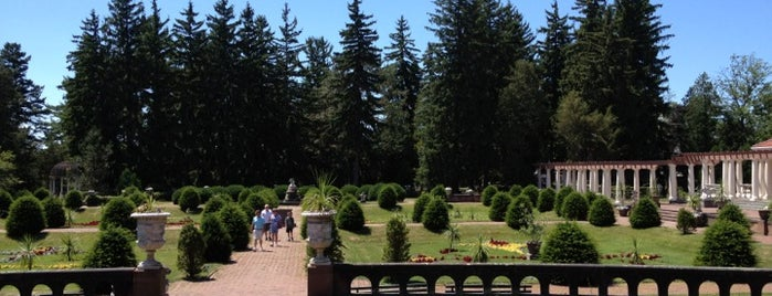 Sonnenberg Gardens is one of The Rochestarian's Bucket List #ROC.