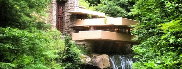 Fallingwater is one of Future Travels.