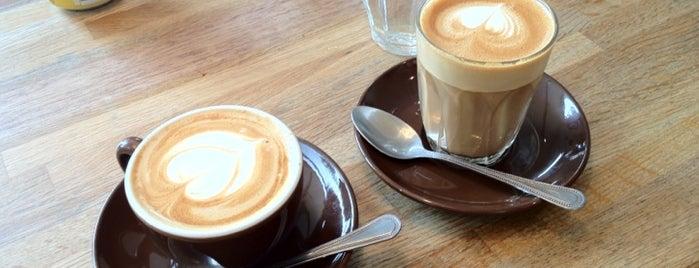 Browns Of Brockley is one of Coffee in London.