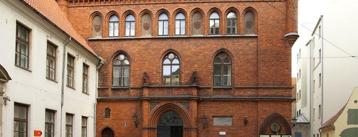 Rīgas vēstures un kuģniecības muzejs is one of Unveil Riga : Atklāj Rīgu : Открой Ригу.