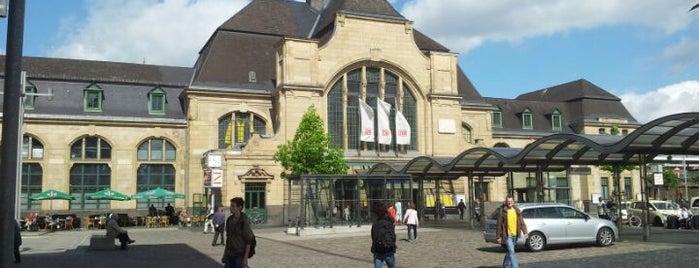 Koblenz Hauptbahnhof is one of Ausgewählte Bahnhöfe.