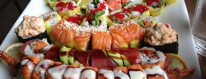 Nakama Japanese Steakhouse is one of Best Restaurants in the Burg.