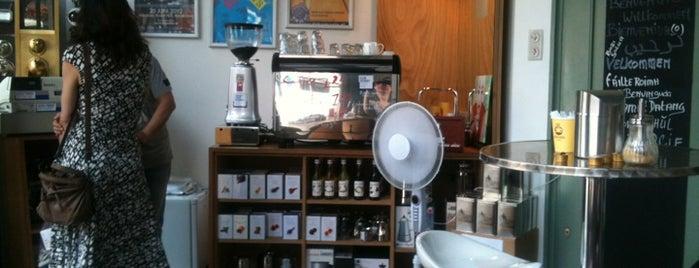 Het Koffie Cultuur Centrum is one of Coffee to drink in CNW Europe.