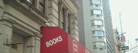 "Strand Bookstore is one of ""Be Robin Hood #121212 Concert"" @ New York!."