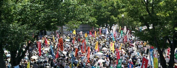 代々木公園 イベント広場 is one of 公園.