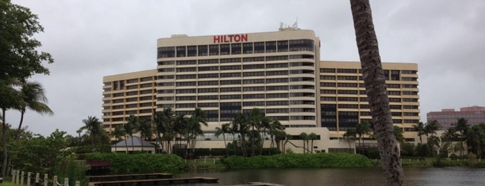 Hilton Miami Airport is one of Miami.