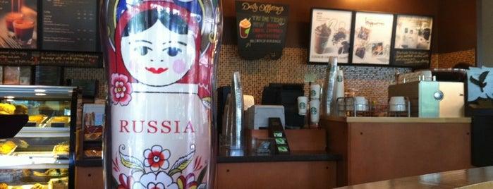 Starbucks (สตาร์บัคส์) is one of All-time favorites in Thailand (#2).