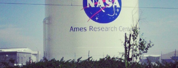 NASA Ames Research Center is one of South Bay.