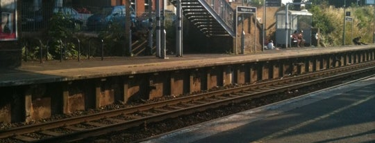 Westgate-on-Sea Railway Station (WGA) is one of Train stations.