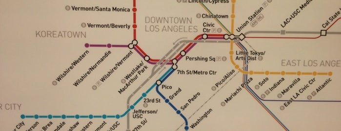 FlyAway Bus - LAX to Union Station is one of public transportation bookmarks.