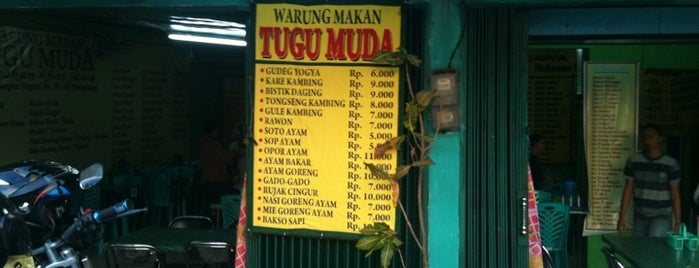 """Warung Makan """"TUGU MUDA"""" is one of Top 10 restaurants when money is no object."""