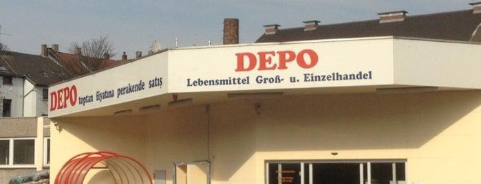 Depo Lebensmittel is one of Türkische Supermärkte.