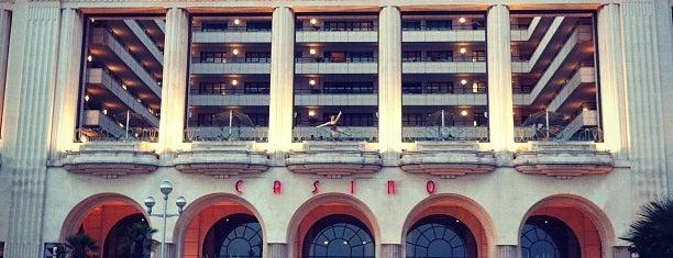 Hyatt Regency Nice Palais de la Mediterranee is one of Top 10 favorites places in Saint-Tropez, France.