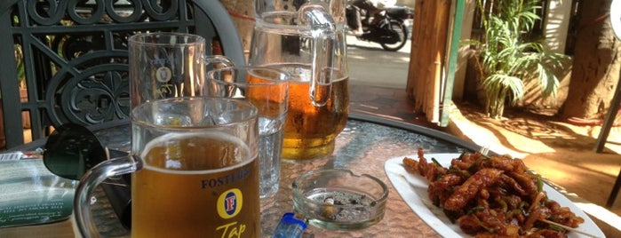 Jimi's Beer Cafe is one of TODO - Bangalore.