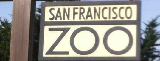 San Francisco Zoo is one of San Fran.