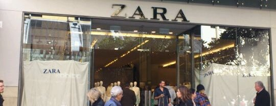 Zara is one of Melbourn.