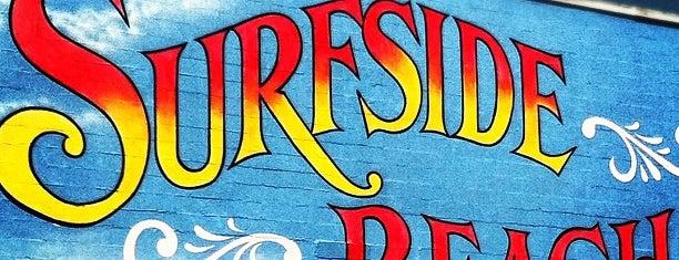Surfside Beach is one of Gary's List.
