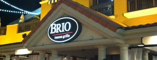 Brio Tuscan Grille is one of Restaurants.