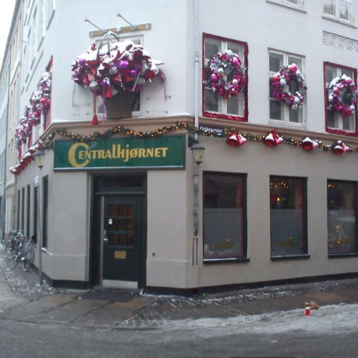 Photo of Centralhjørnet