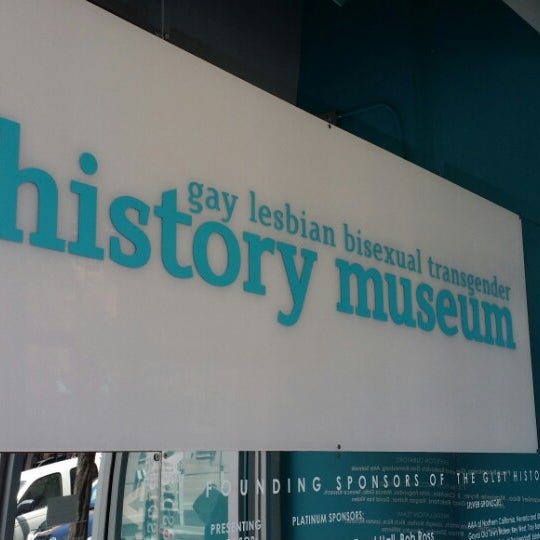 Photo of The GLBT History Museum