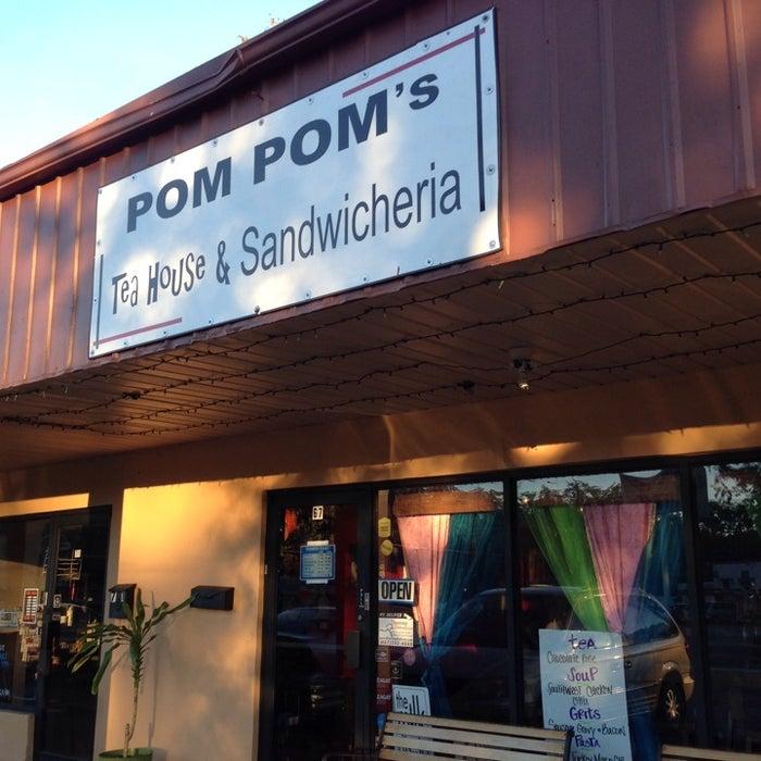 Photo of Pom Pom's Teahouse and Sandwicheria
