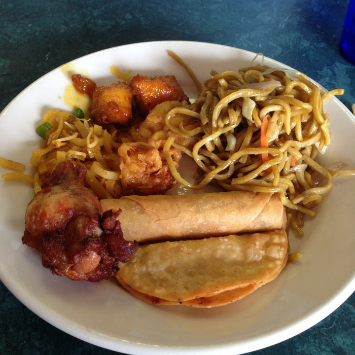 Thai China Buffet