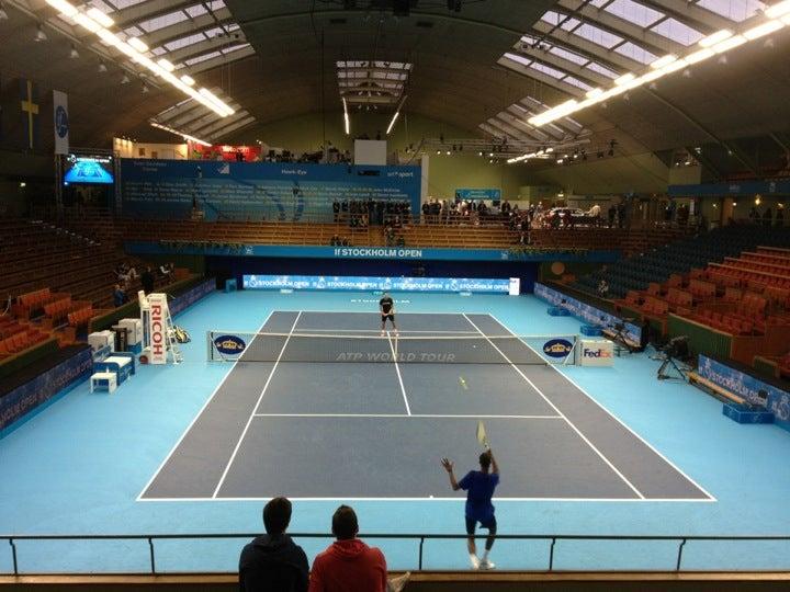 Kungliga tennishallen