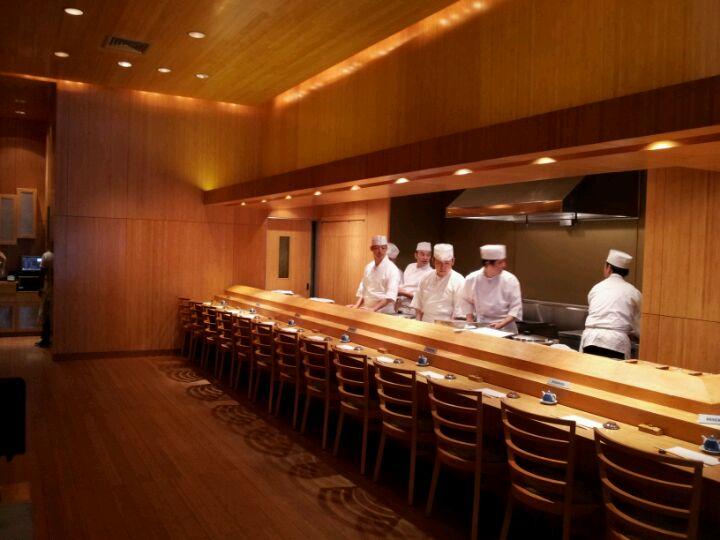 sushi yasuda at 204 e 43rd st at 3rd ave new york ny the daily