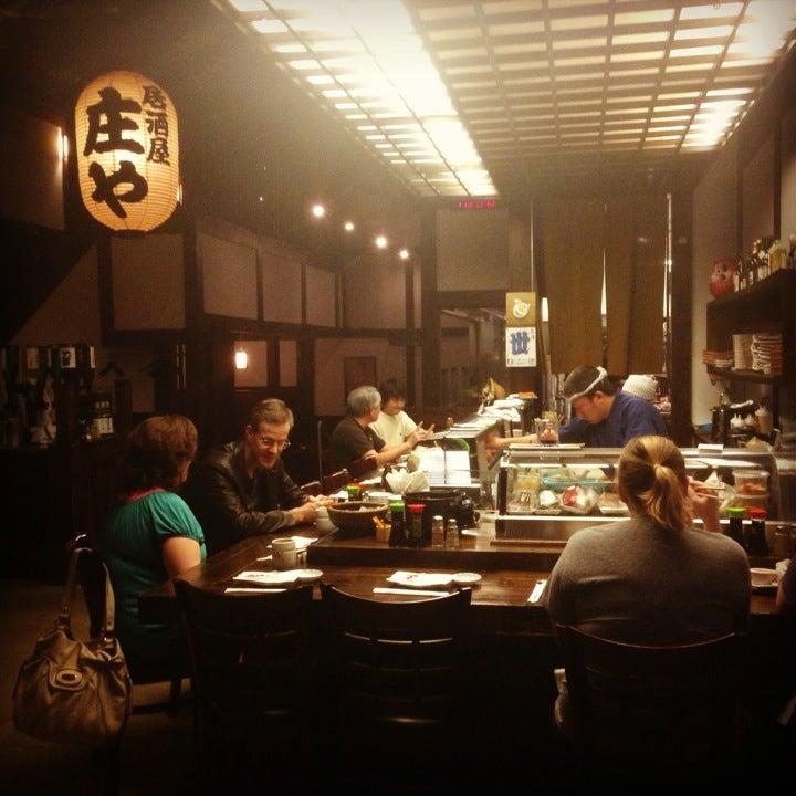 Folks Restaurant Atlanta: Shoya Izakaya At 6035 Peachtree Rd #A101 (General Motors