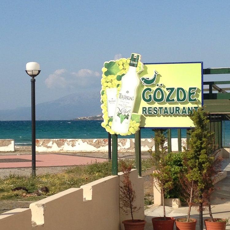Gozde Restaurant