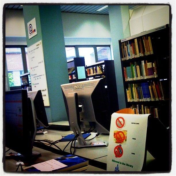 Bibliotheek Sociale Wetenschappen