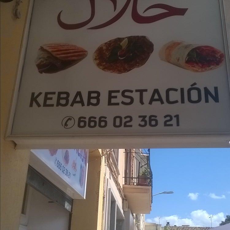 Kebab Estación