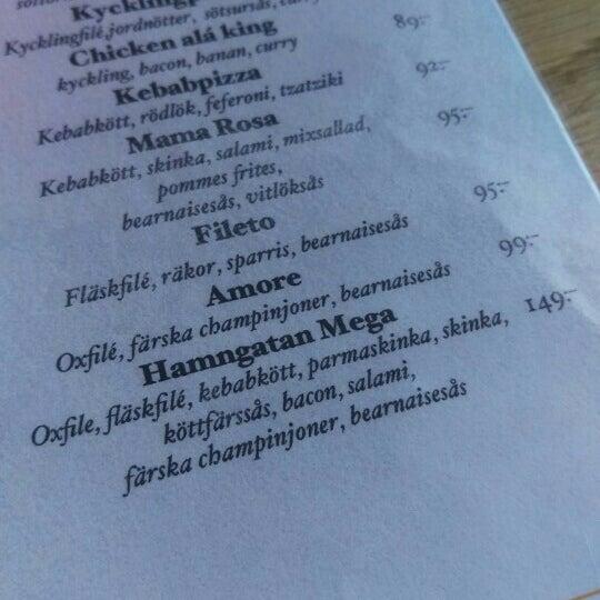 Restaurang & Pizzeria Hamngatan