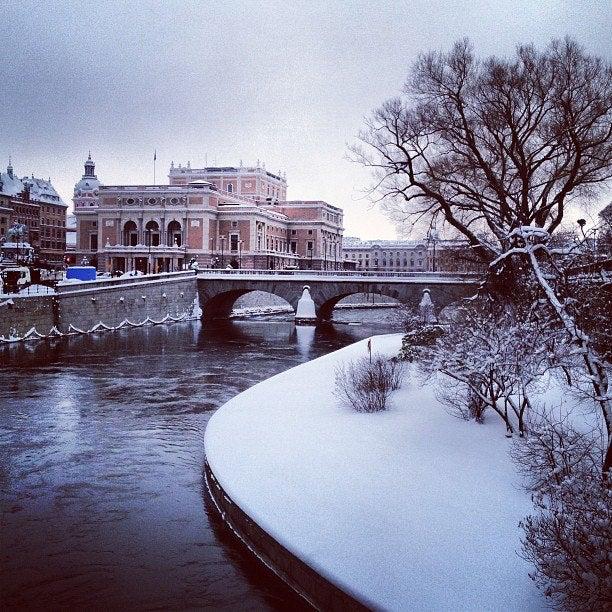Op Ra Royal De Stockholm