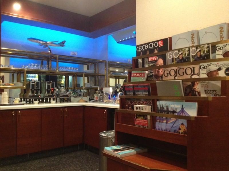 Korean Air Kal Lounge Chicago Il O Hare International