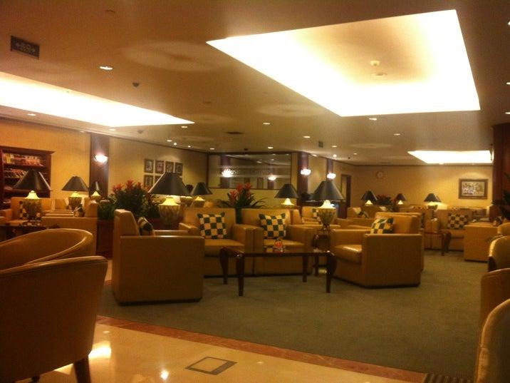 The Emirates Lounge Beijing Capital International Pek
