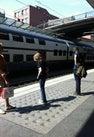 Gleis 2/3 Bahnhof...