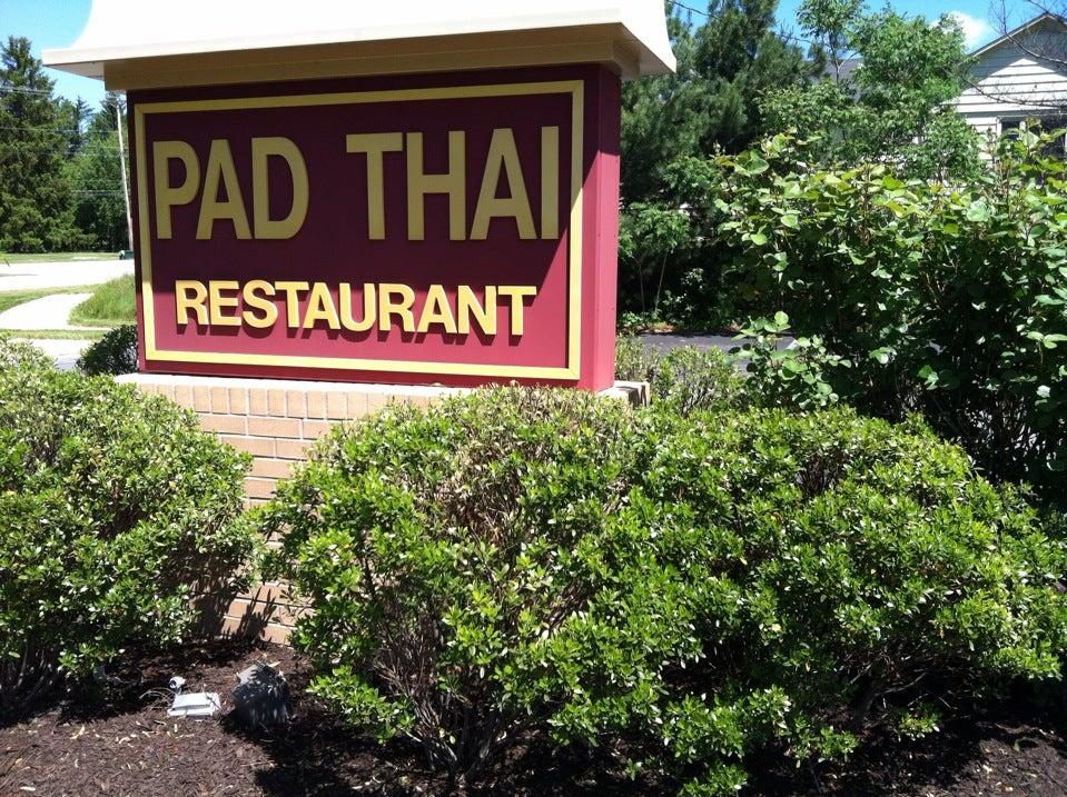Hudson Restaurants Ohio Thai