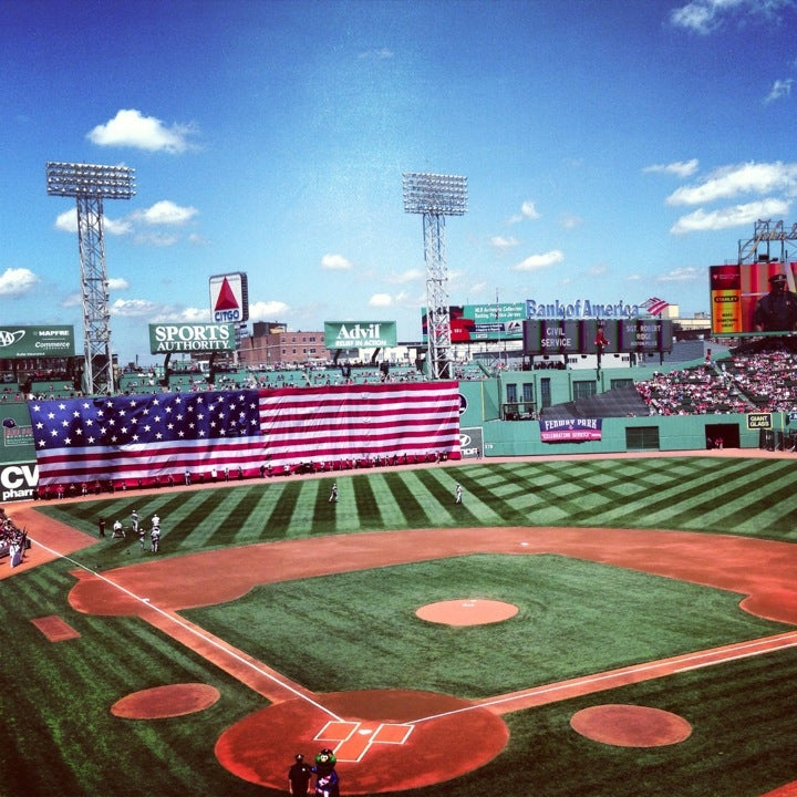 fenway park and parks - photo #20