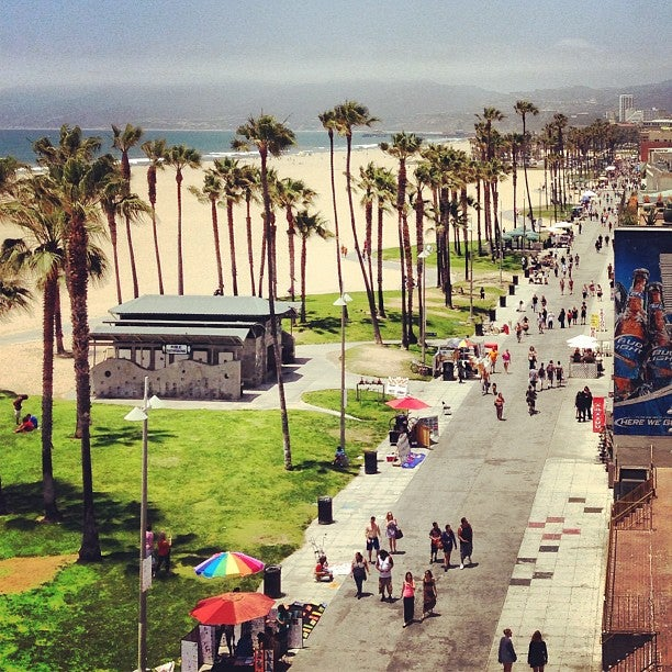 Best places to live in los angeles for young adults