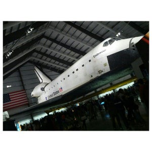 Space Shuttle Endeavour @ California Science Center
