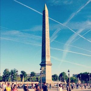 Obélisque de la Concorde
